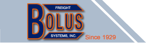 Bolus Freight Systems Home